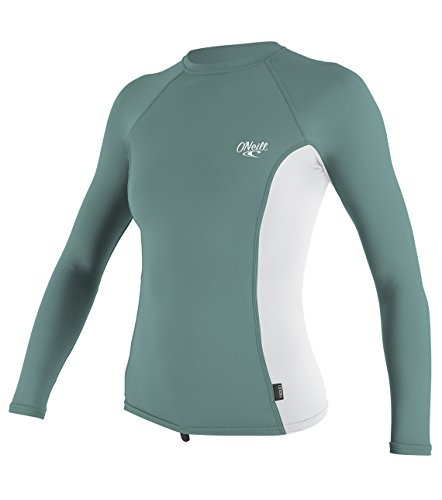 O'Neill Wetsuits Women's Premium Skins Upf 50+ Long Sleeve Rash Guard