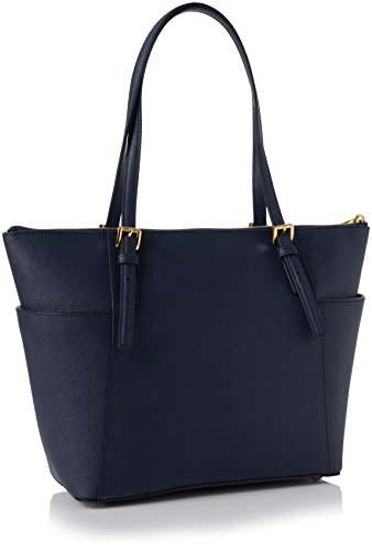 Michael Kors Jet Set Item, Tote Donna, Giallo, 11.4x25.4x38.1 centimeters (W x H x L) 2