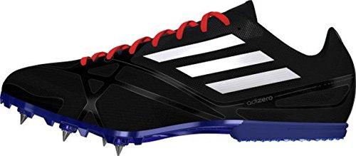 Adidas Adizero Md 2 - cblack/ftwwht/syello, Größe Adidas:5.5