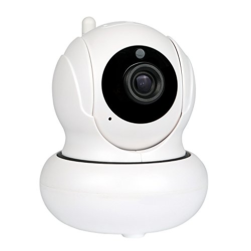 Cheap Funxwe WiFi 1080P IP Camera Pan Tilt Wireless Network Security Surveillance Motion Detect Baby Monitor White