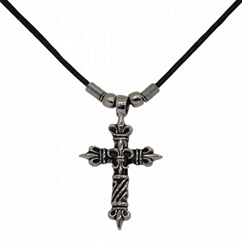 Gothic Necklace Old Cross