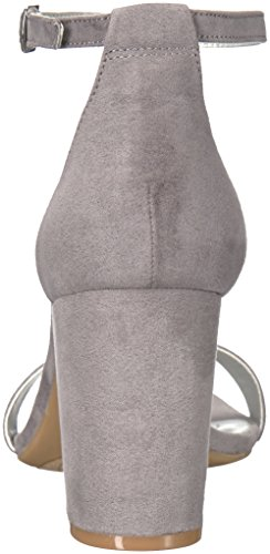 Bandolino Kvinna Armory Klack Sandal Gråmelerad