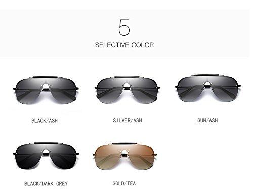 Haute Polarisé des avec Lunettes Conduisant Lunettes 5 Designer Hommes Color pour De De Qualité Marque 2 Les Soleil Mode Yumeik Couleurs 4 wSqAnxw