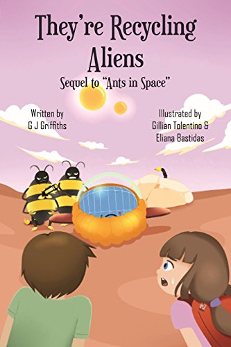 They're Recycling Aliens by G J Griffiths ebook deal