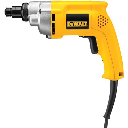 DEWALT DW281 6.5-Amp Variable-Speed Reversing Positive Clutch Screwdriver