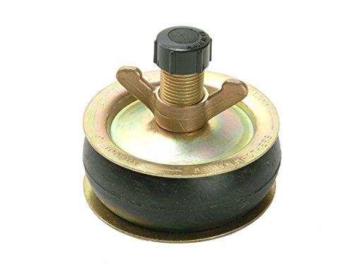 1963 Drain Test Plug 3in - Plastic Cap