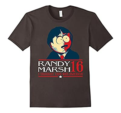 Funny I Thought This Was America - Randy Marsh tshirt