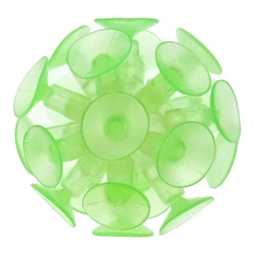 Suction Ball - 2 inch, (Suction Cup Ball)
