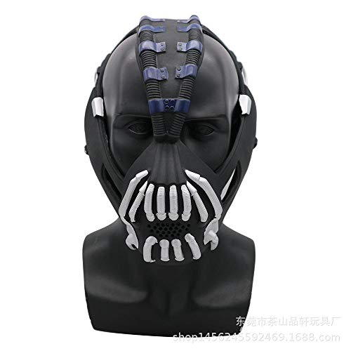 LXIANGP Halloween PVC Mask Masquerade Performance Props Bain