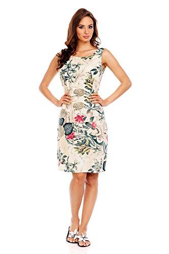 Mia Suri - Vestido - para mujer Sand Floral Print