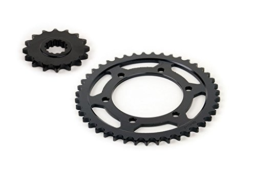 1998 1999 2000 2001 2002 2003 Yamaha YZF-R1 Front and Rear Sprocket 16/43