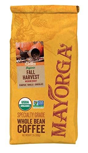 Mayorga Organics Harvest Organic Certified