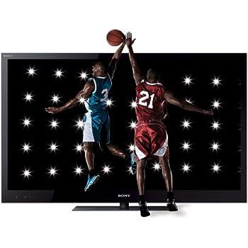 Sony BRAVIA KDL46HX820 46-Inch 1080p 3D LED HDTV with Built-In Wi-Fi, Black (2011 Model)