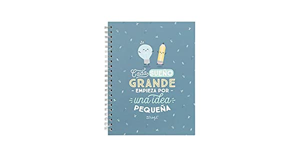 Amazon.com: MR. Wonderful woa08543es – Libro Grande Grande ...