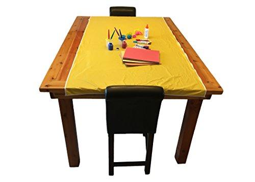(KinderMat Yellow Mess Mat, 38