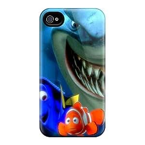 Iphone 4/4s Jdx9313SARc Provide Private Custom Nice Finding Nemo Skin Bumper Hard Cell-phone Cases -AlissaDubois