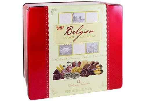 Belgian Chocolate Covered Cookies - 9