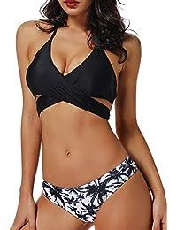 28f43a185302 Amazon.com.mx: Trajes de Baño: Ropa, Zapatos y Accesorios: Bikinis ...