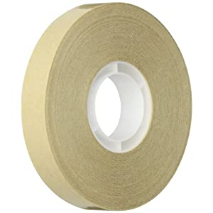 3M ATG Adhesive Transfer Tape 987, 0.50 in x 60 yd 2.0 mil (Pack of 12)
