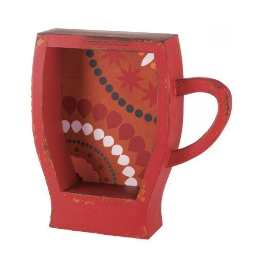 Accent Plus RED COFFEE CUP - Avenue Stores Best 5th On