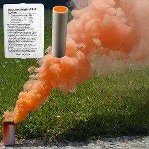 efecto de foto realista de humo