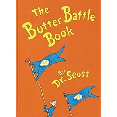 Dr. Seuss The Butter Battle Book: Author: Toys & Games
