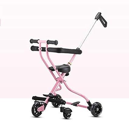 Baby stroller- Slip Baby Artifact Cochecito de bebé Ligero ...