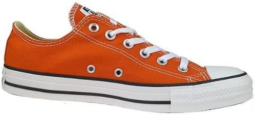 converse femmes orange