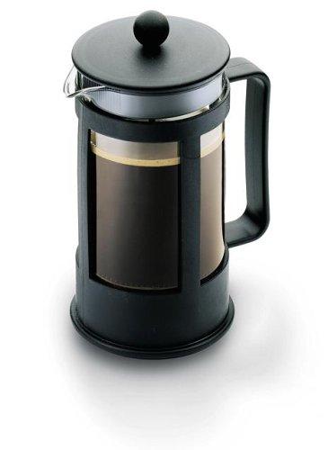 Bodum Kenya, 8 Tazas cafetera eléctrica, Azul 1788 - 522B ...