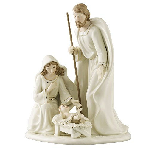 Belleek Nativity Family Large