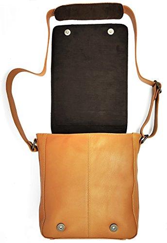 Artisan Messenger Juno Women for Adjustable Handbag Handmade Vintage Gift Maple Crossbody Floral Leather YYwHEq