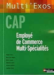 Employé de Commerce Multi-Spécialités CAP