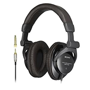 sony mdr v900hd studio monitor type headphones hd driver home audio theater. Black Bedroom Furniture Sets. Home Design Ideas