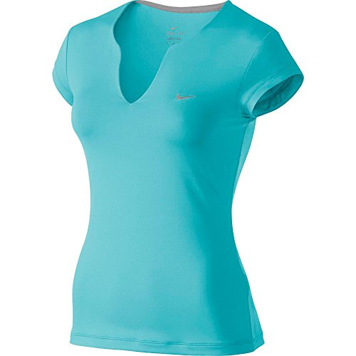 Nike Pure Tennis Dri-FIT Top-Copa, SMALL