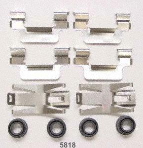 UPC 820318108485, BBP 5818 Disc Brake Hardware Kit