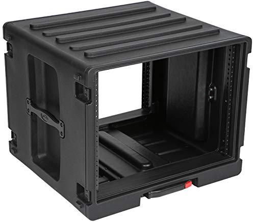 SKB 8U Roto Rolling Rack Mixer Accessory (1SKB-R8UW)