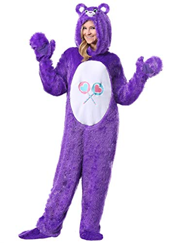 Care Bears Adult Classic Share Bear Costume Medium Purple]()