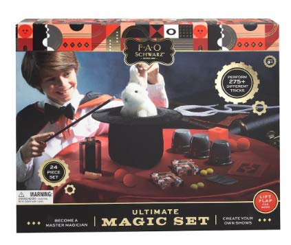 FAO Schwarz Ultimate Magic Set by Generic