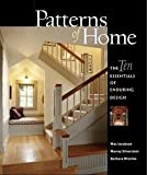 img - for Max Jacobson: Patterns of Home : The Ten Essentials of Enduring Design (Paperback); 2005 Edition book / textbook / text book