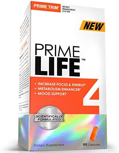 Complete Nutrition Supplement Metabolism Capsules