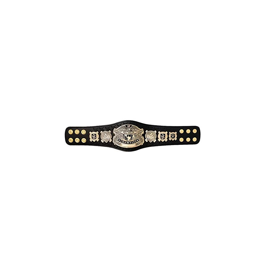 WWE Undisputed Championship Mini Replica Title Belt