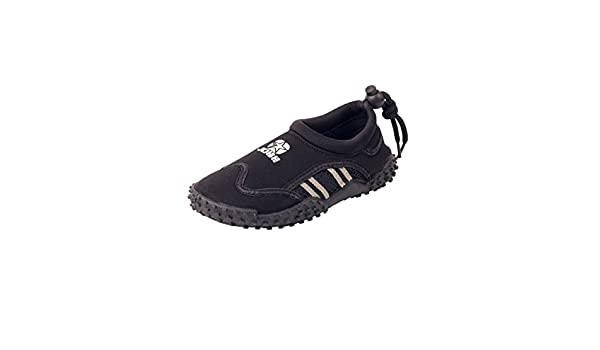 Jobe Wasserschuhe Aqua Shoes - Escarpines de surf, color negro, talla 4