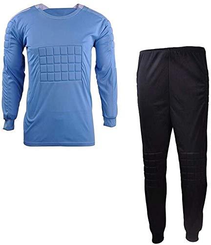 Hcxbb-17 Portero Traje- Camiseta De Portero De Fútbol Jersey De ...