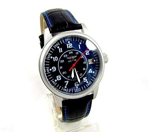 Poljot Aviator Mens Wrist Watch C 17 Jewels USSR Rare Vintage Mens Gift