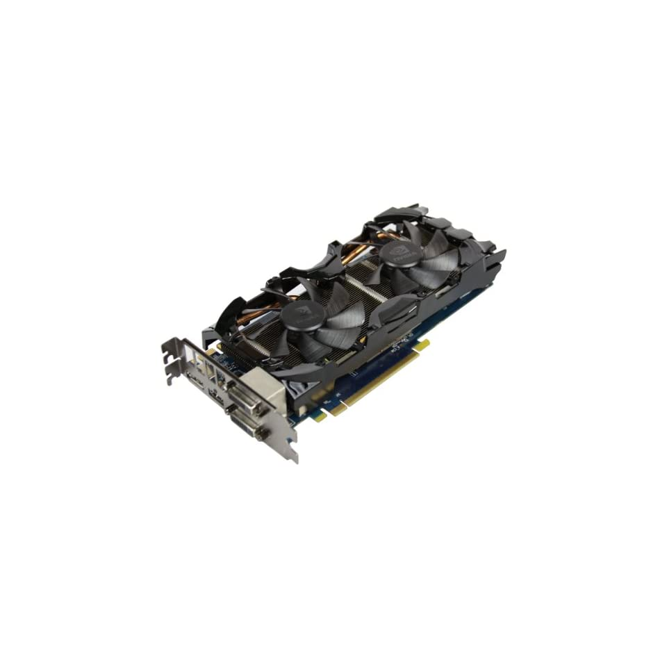 Kuroutoshikou Graphics Board Geforce Gtx660 2gb Oc Pci e Model Dual Fan Gf gtx660 e2ghd/df/oc/a