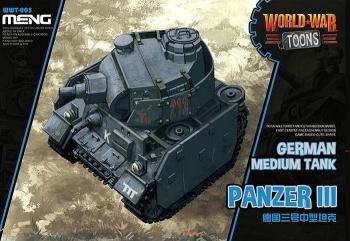 Meng Model 918056Panzer III Model Kit ()