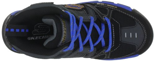 Zapatillas Skechers Para Negro Bkry De 93480l Niño nbsp; Challengerz Cuero rU7qIwUZy
