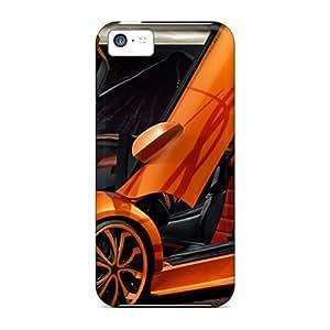 ORAIJHE4506kSpxb Case Cover, Fashionable Iphone 5c Case - Nice Lamborghini