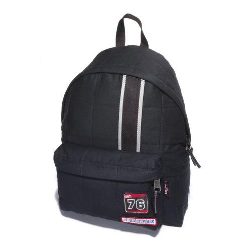 Night Cm Zaino Eastpack Pak'r Nero Casual Padded Black 40 pit 4fqvx61w