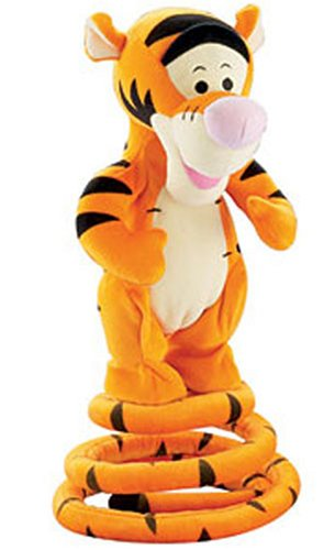 [Fisher-Price Winnie The Pooh: Turbo Tail Tigger] (Tigger Tail)